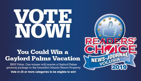 Vote for Us in East Volusia