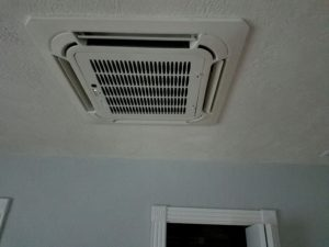 Cassette Ductless