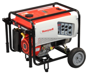 Portable Generator Connection
