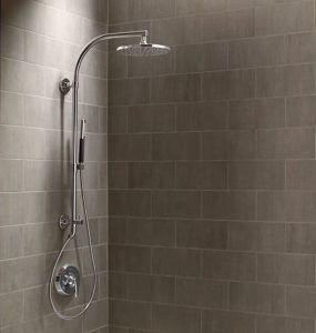 Shower Rail